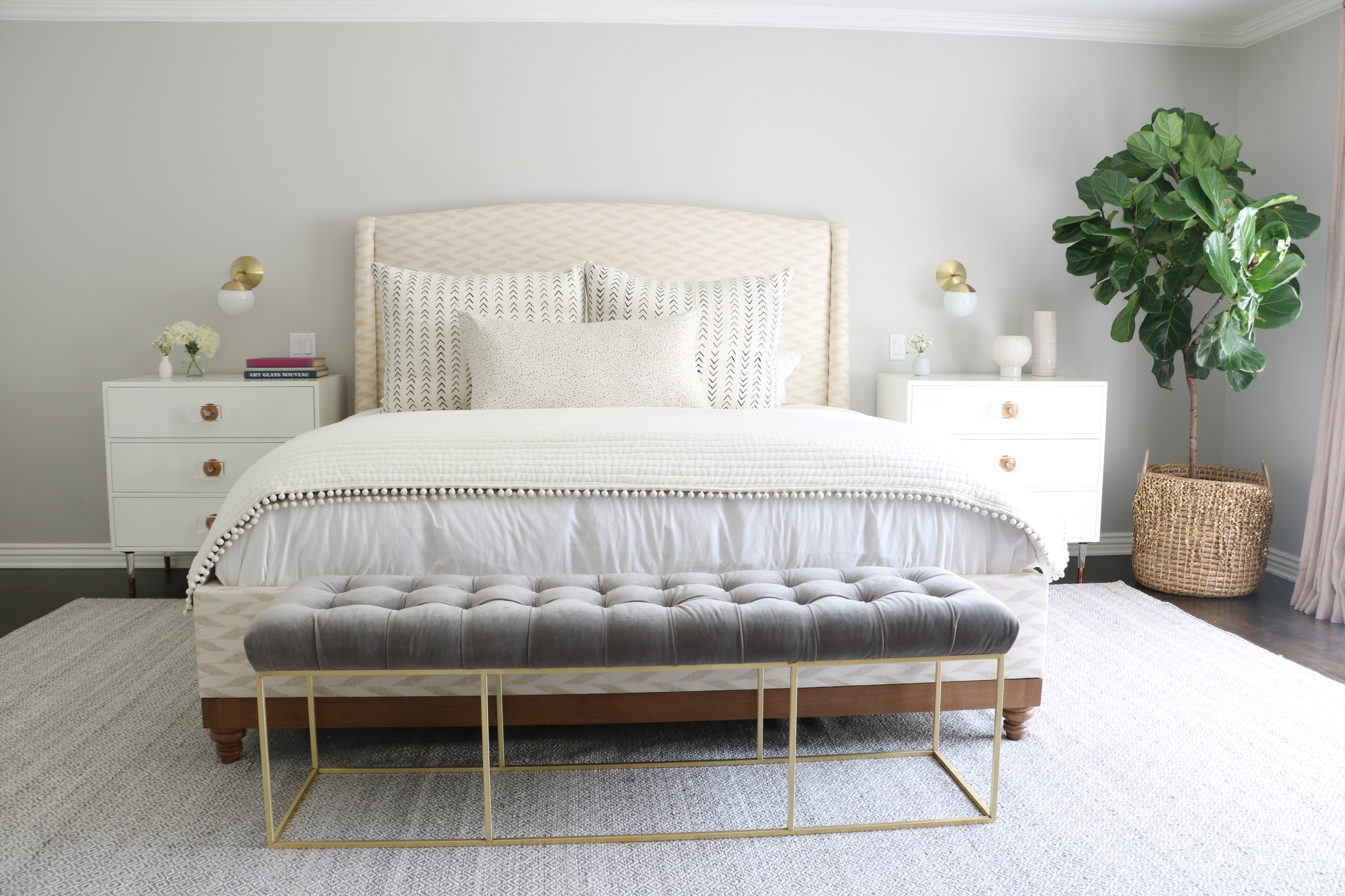Palisades Project: Master Bedroom